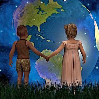 Benvenuti Bambini della Luce - Bambini Indaco, Cristallo e Arcobaleno [introduzione]