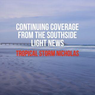 Storm Coverage: Tropical Storm Nicholas