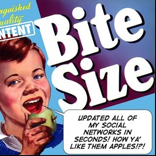 Bite Sized Confidential part 1 Comics & Ethics