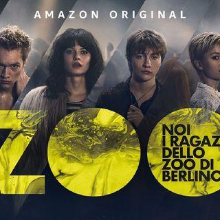 """Episodio 129 - Dico la mia sulla serie tv """"Cristiane F. Noi ragazzi dello zoo di berlino""""..."""