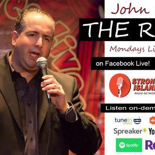"""John Santo's THE RADIO - Episode 9 """"Guest Co-Host Rich Walker"""""""