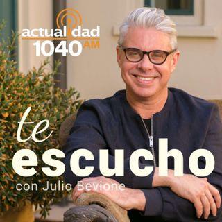 Te Escucho, con Julio Bevione