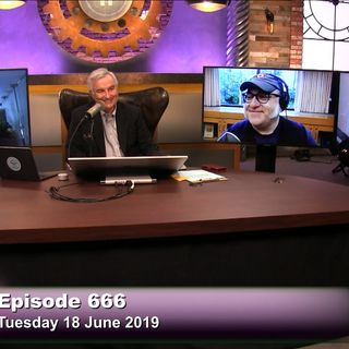 MacBreak Weekly 666: When the Flyback Carbons Out