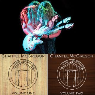 Guitarist Chantel McGregor - The Shed Sessions