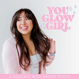 A sneak-peek into You Glow Girl!