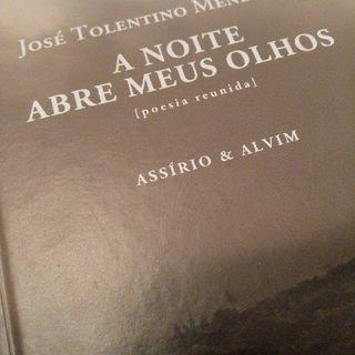 """""""Isto é o meu corpo"""" em """"A noite abre meus olhos"""" - José Tolentino Mendonça"""