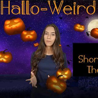 Hallo-Weird - Short Story Theater