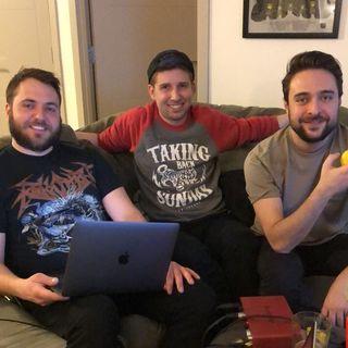 Episode #1: The Peg Leg Stomp