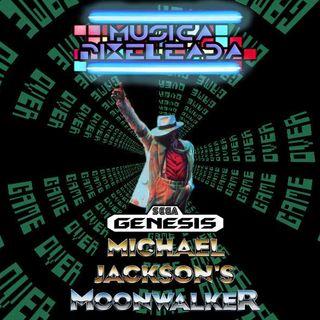 Michael Jackson's Moonwalker (Sega Genesis)