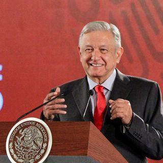 México no actúa bajo presión en tema migratorio: AMLO