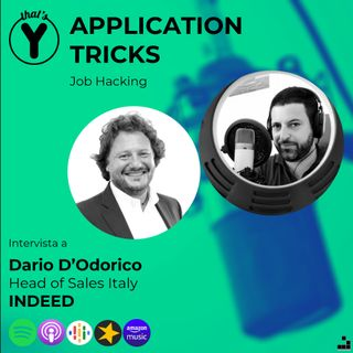 """""""Application Tricks"""" con Dario D'Odorico INDEED [Job Hacking]"""