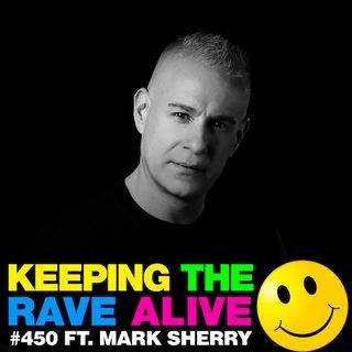 Episode 450: Mark Sherry!