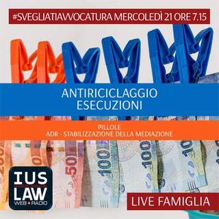 MERCOLEDÌ, 21  GIUGNO 2017 #SvegliatiAvvocatura - LIVE