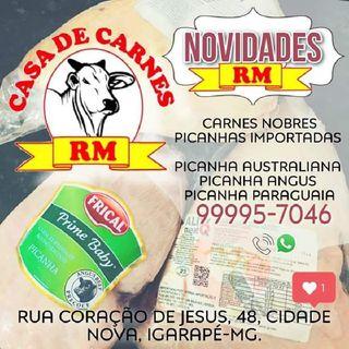 CASA DE CARNES RM- DIVULGUE CONOSCO!!!