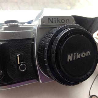 Nikon FG Camera (Mia)