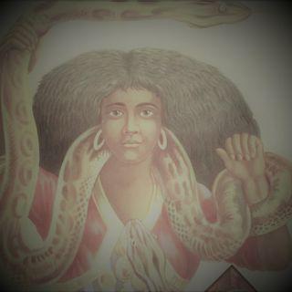 ASMR para dormir 🐍 EL HOMBRE, LA LIEBRE Y LA SERPIENTE 🐰 Historias de africa en susurros