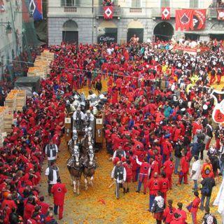 69 - Il Carnevale storico di Ivrea