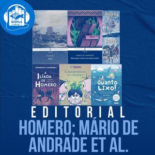 Homero; Mário de Andrade et al. | Editorial