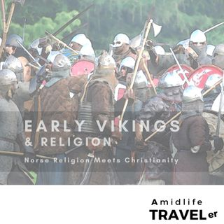 Norse Vikings: Accept or Attack the Christian religion?