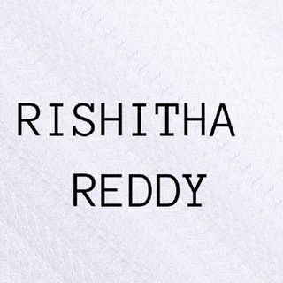 Episode 1 - Rishitha Reddy's podcast