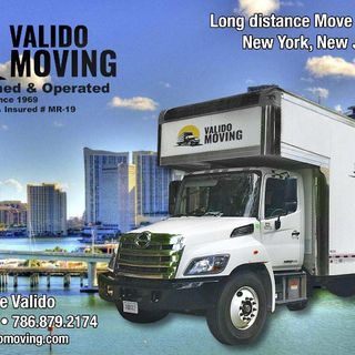 Story and history of Valido Moving