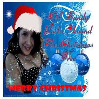 Lil' Sandy Rocks Around The Christmas Tree
