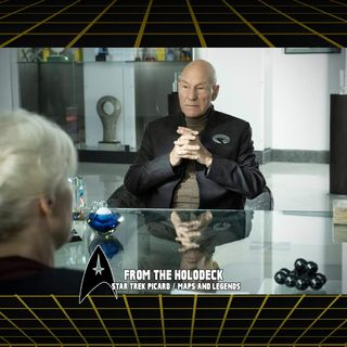 Star Trek: Picard Edition – 1.2 'Maps and Legends'