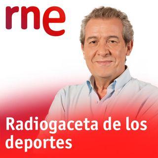 Radiogaceta de los deportes - 21/05/18