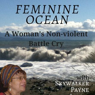 A Woman's Non-violent Battle Cry