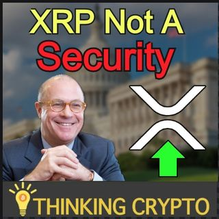 XRP Not A Security Says Ex CFTC Chairman Chris Giancarlo & Ripple Listed in CNBC Top 50 Disruptors