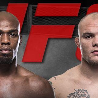 Episodio 4 - UFC 235  / Jones vs Smith