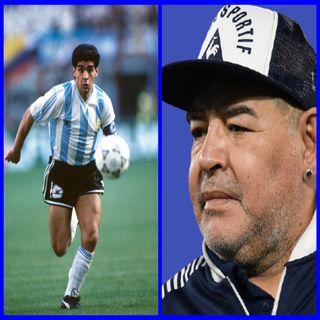 Sports Report : Diego Maradona Dies At 60 .