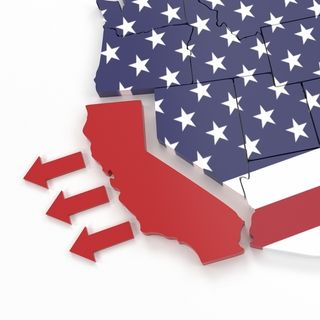 Let's Demand California Secede