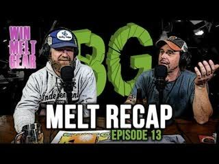 Episode 13 - 2019 MELT Recap and MELT Swag Giveaway and More!