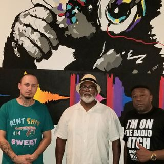 Burn'Em & The OG In The Morning 9-3-2020 On UpTown Radio Via 102.5 FM With Naacp President Fred Royal (Milwaukee Chapter)