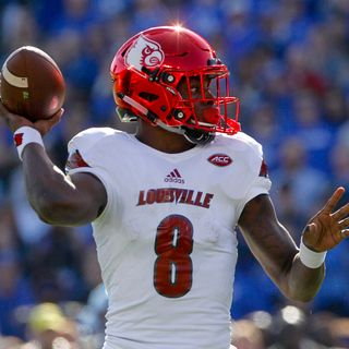 Scouting The Draft: Lamar Jackson, Josh Allen & My Guys