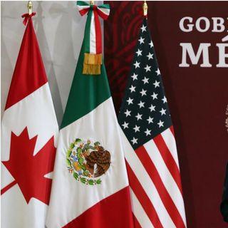 México entrega notificación sobre T-MEC