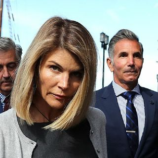Lori Loughlin Returns 2 Court For College Admissions Scandal.