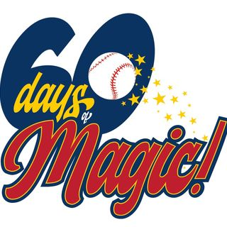 60 Days of Magic - Yankees barriendo la doble cartelera.