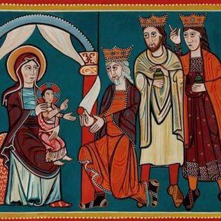 Epifanía del Señor. Los Santos Reyes, Melchor, Gaspar y Baltasar