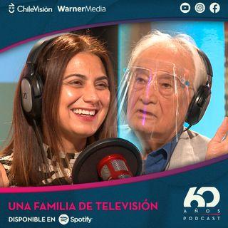 Una familia de televisión con Antonio y Natalia Freire