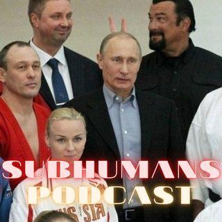 SHP 08 : War Criminal Steven Seagal