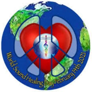 Special Guided Meditation 19th Annual World Sound Healing Day Feb 14th 2021