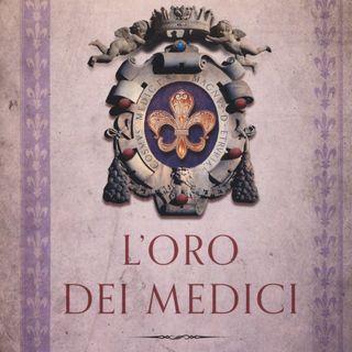 """Patrizia Debicke Van Der Noot """"L'oro dei Medici"""""""