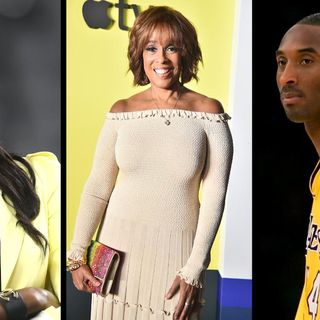 Gayle King Under Fire from Social Media Over Kobe Bryant