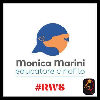 INTERVISTA MONICA MARINI - EDUCATRICE CINOFILA