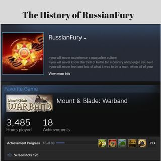 NW History Player Interview RussianFury