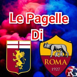 PAGELLE GENOA ROMA