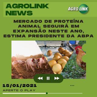 Agrolink News - Destaques do dia 15 de janeiro