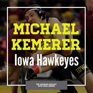 Iowa 174-pounder Michael Kemerer